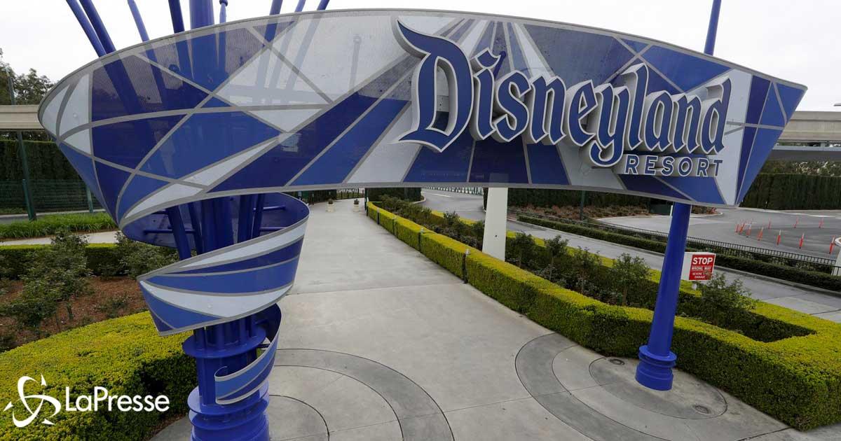 Disneyland diventerà un centro per le vaccinazioni contro il Covid-19