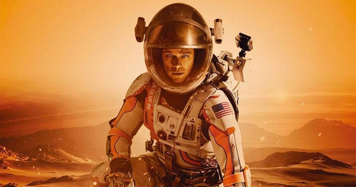 Stasera in TV c'è 'The Martian', acclamato film di Ridley Scott