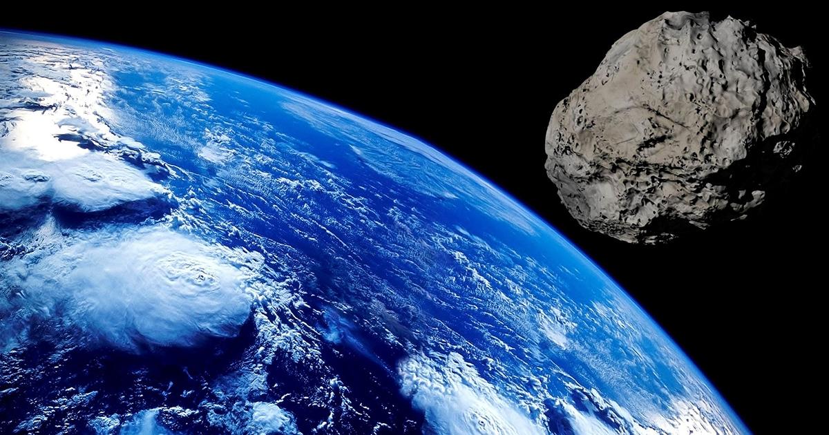 Un asteroide potrebbe colpire la Terra: c'è una probabilità su 2600