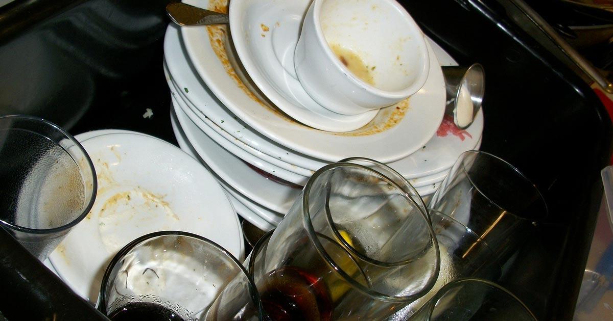 Meglio la spugna o la spazzola quando laviamo i piatti? Risponde la scienza