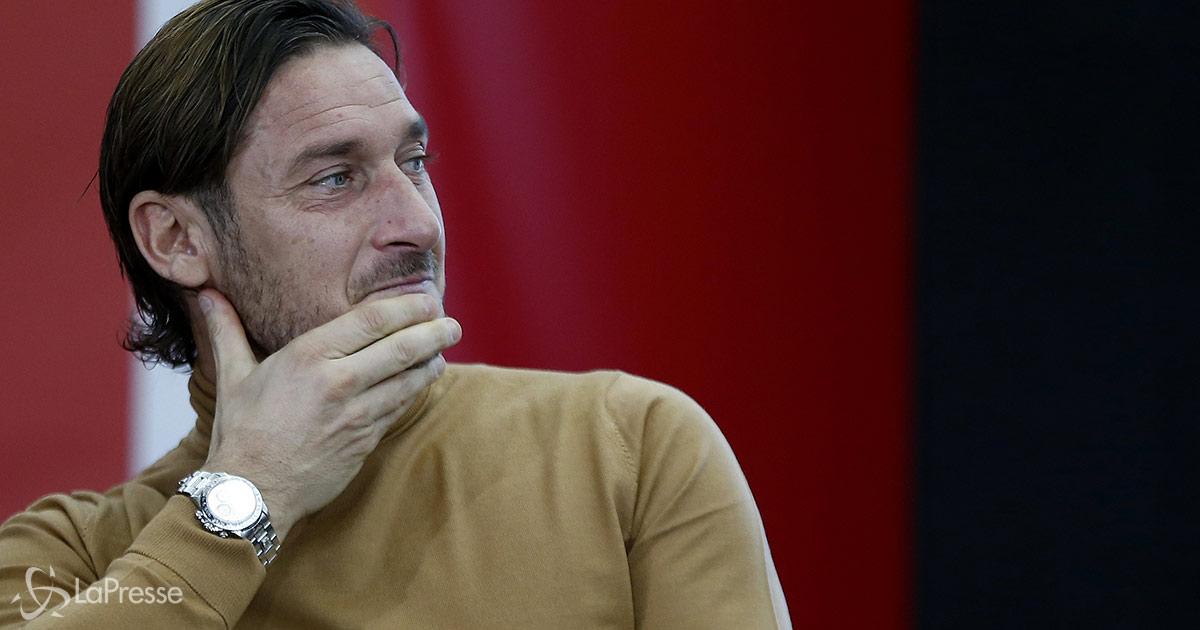 Francesco Totti racconta una gaffe fatta da Ilary Blasi al loro primo appuntamento