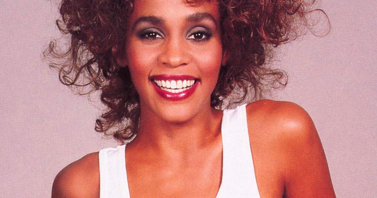 I grandi della musica: Whitney Houston