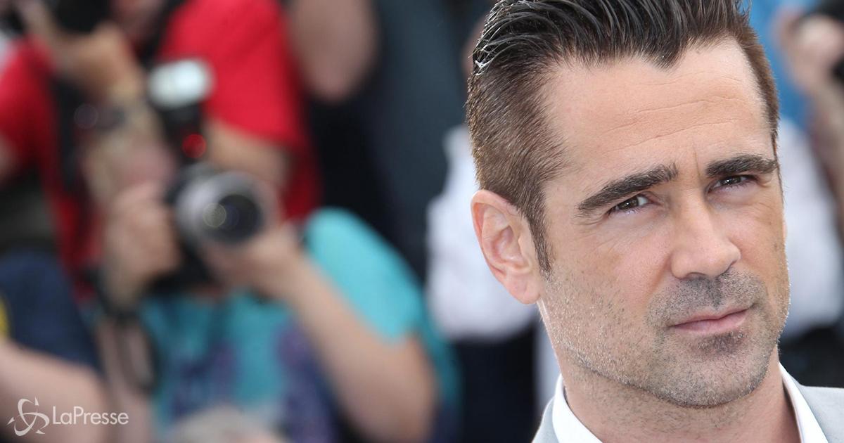 Colin Farrell cambia drasticamente look: è per 'The Batman'?
