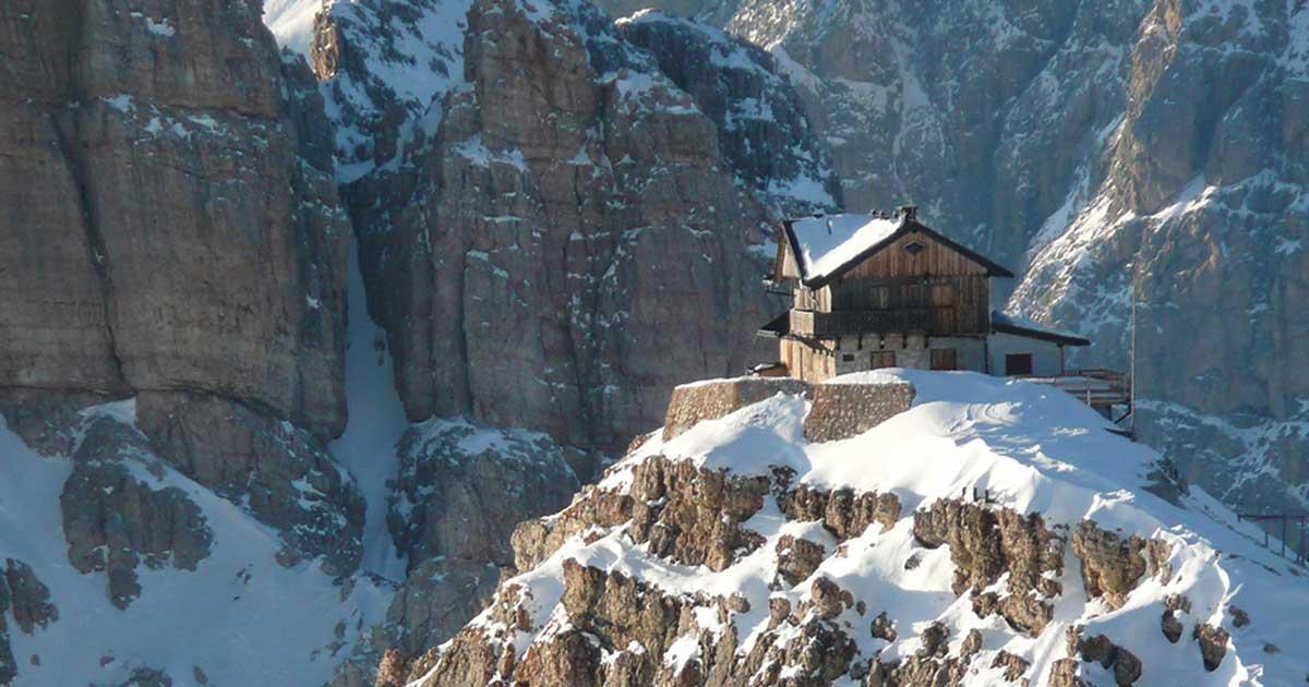 Ultimi giorni per candidarsi alla gestione di un bellissimo rifugio sulle Dolomiti: ecco come proporsi