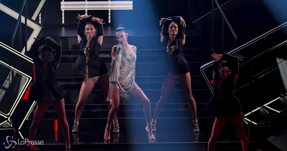 Sanremo 2021: lo show di Elodie è stato incredibile