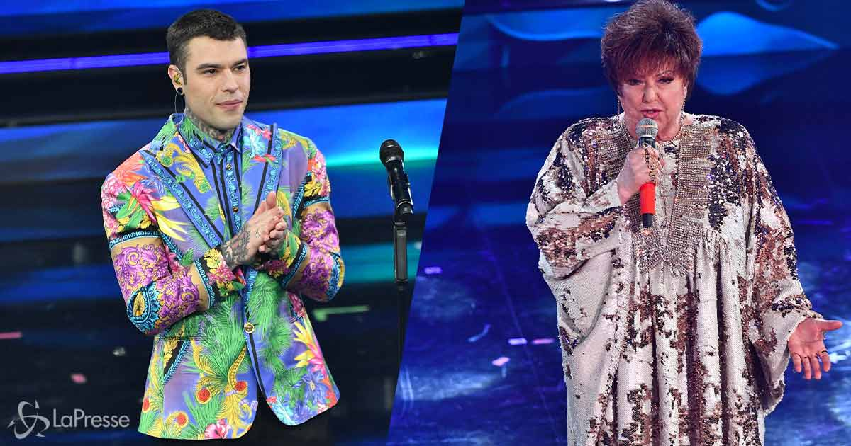 Fedez sta preparando un duetto con Orietta Berti