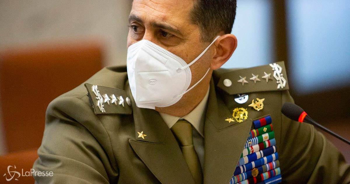 Tutte le onorificenze del generale Figliuolo, il nuovo Commissario straordinario per l'emergenza Covid