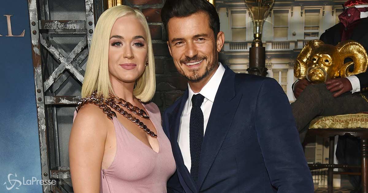 """La nuova vita da genitori di Orlando Bloom e Katy Perry: """"Il sesso? Non abbastanza'"""