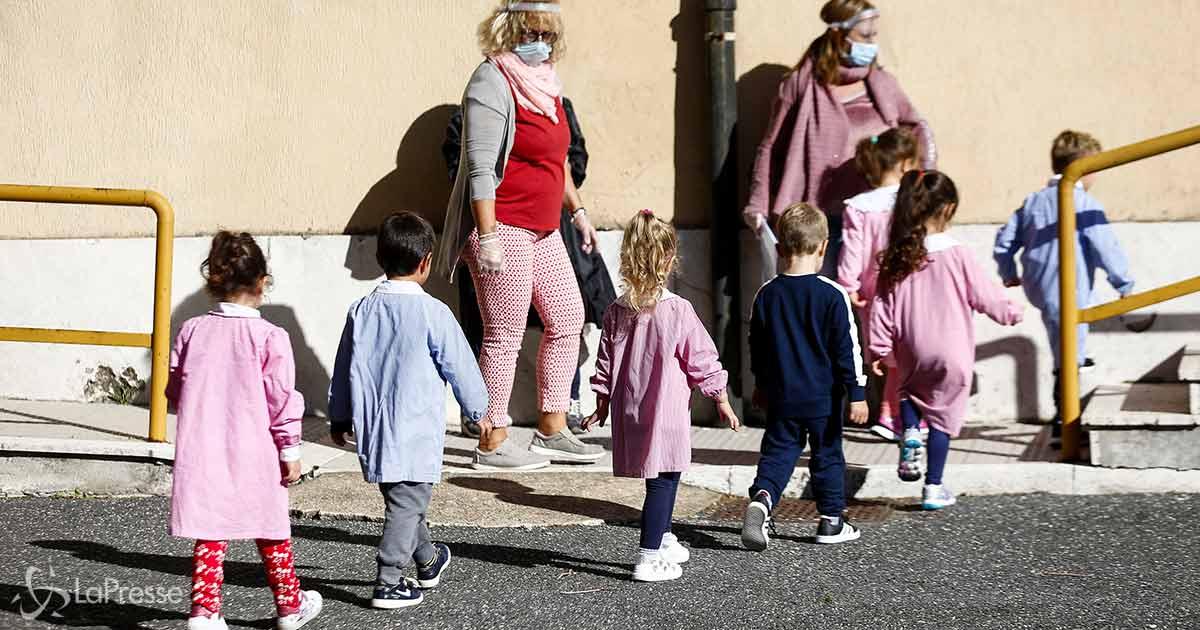 Nuovo decreto dopo Pasqua: le ipotesi sul rientro a scuola anche in zona rossa