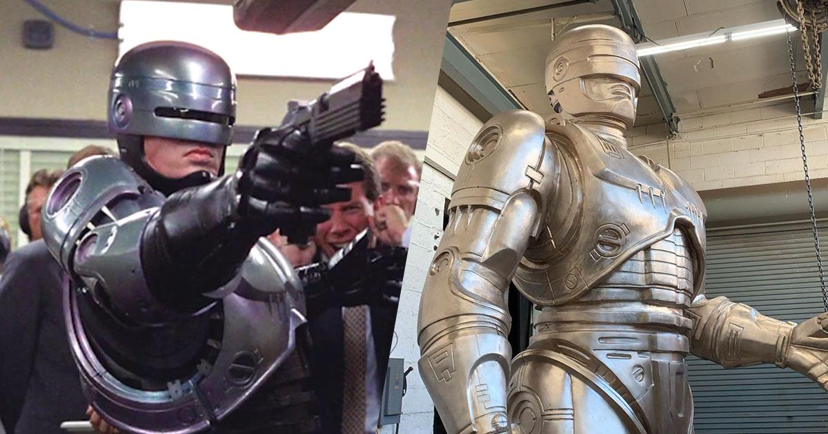 C'è un sindaco che vuole a tutti costi una statua di RoboCop nel centro della sua città