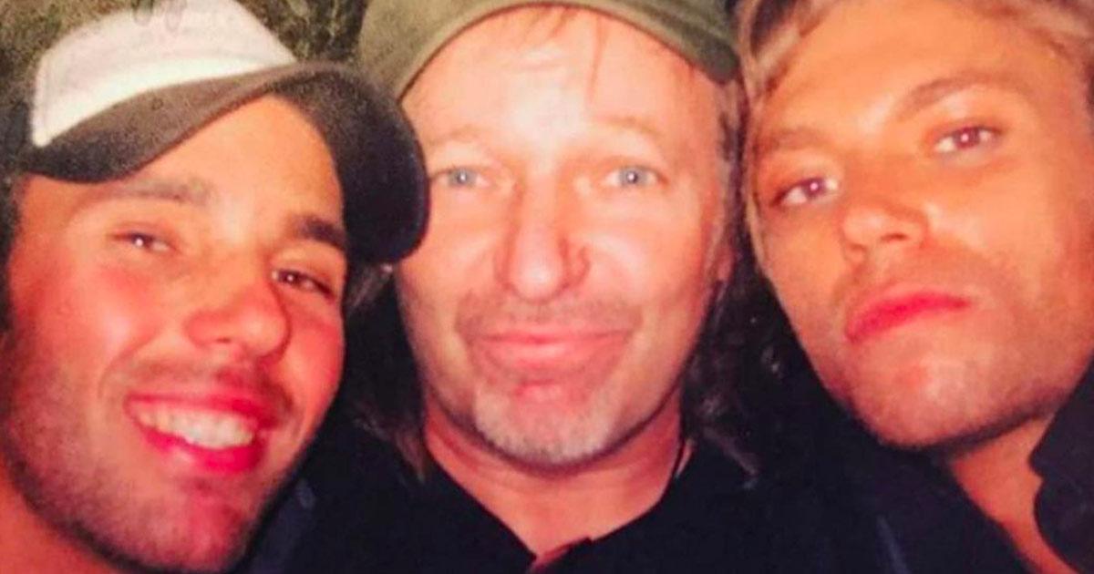 La bellissima dedica di Vasco Rossi ai suoi figli per la festa del papà