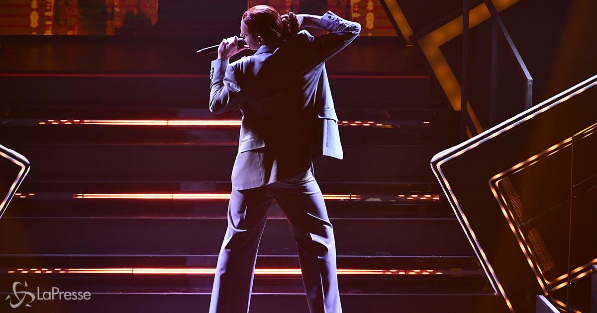 Sanremo 2021: la nuova performance di Achille Lauro è un tributo a Mina