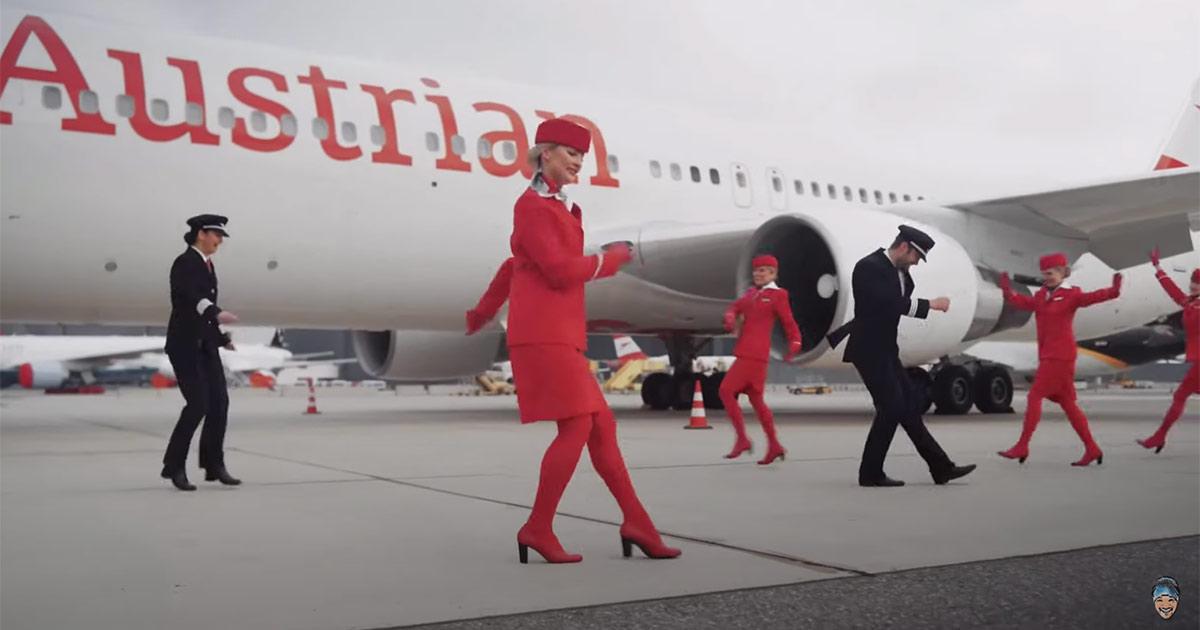 'Torneremo a volare': le compagnie aeree di tutto il mondo ballano sulle note di Jerusalema