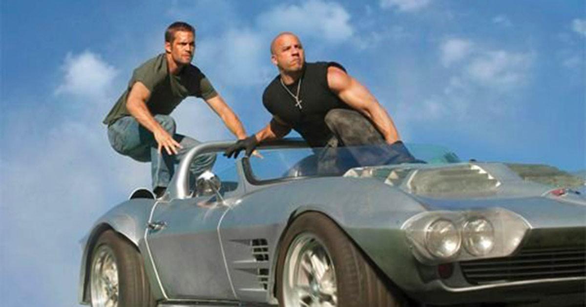 "La mitica Corvette guidata da Vin Diesel in ""Fast and Furious"" sarà messa all'asta"
