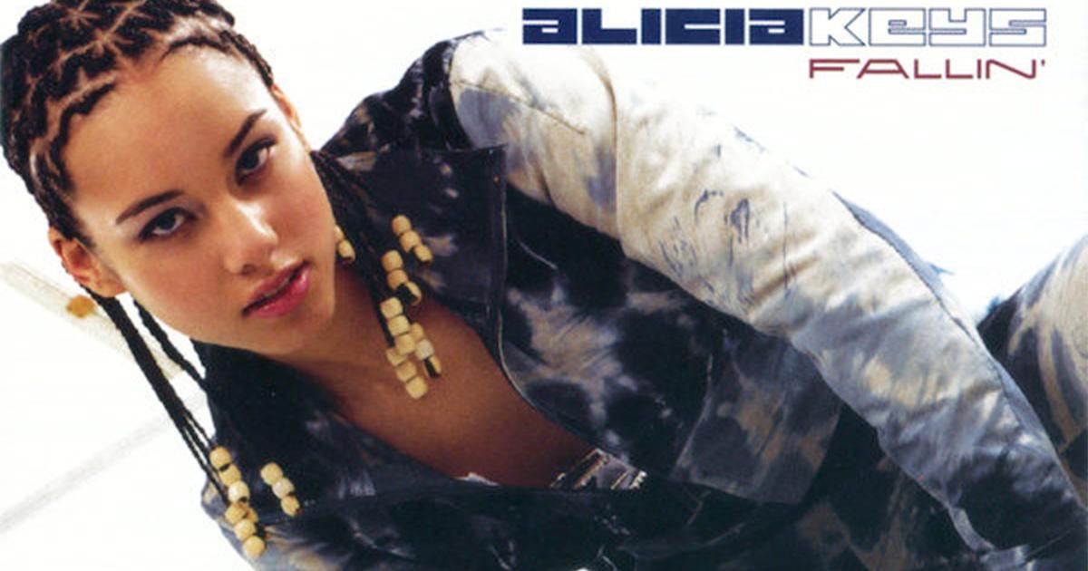 La bellissima 'Fallin'' di Alicia Keys compie 20 anni