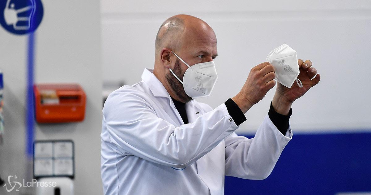 Le mascherine Ffp2 possono essere lavate e riutilizzate: lo conferma uno studio francese