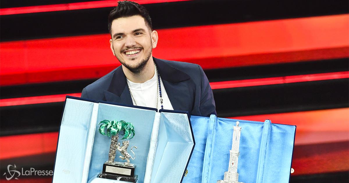 Sanremo Giovani 2021: vince Gaudiano con il brano 'Polvere da sparo'