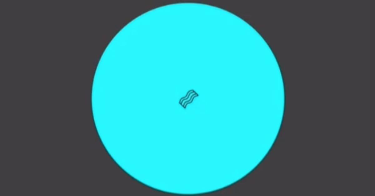 L'illusione ottica che vi mostra un colore mai visto prima