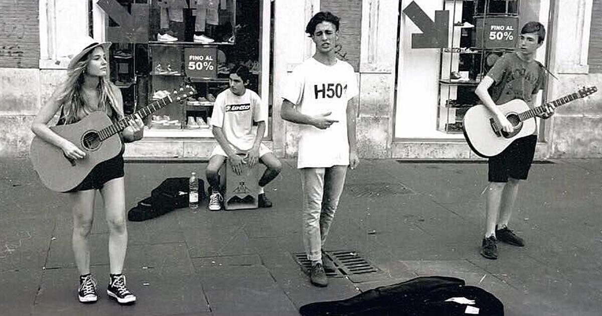 I Måneskin da Via del Corso a Sanremo 2021: la scalata della rock band