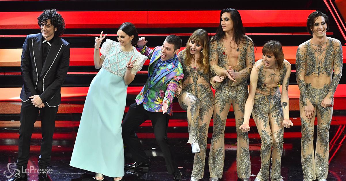Sanremo 2021: ecco la classifica definitiva del Festival vinto dai Maneskin