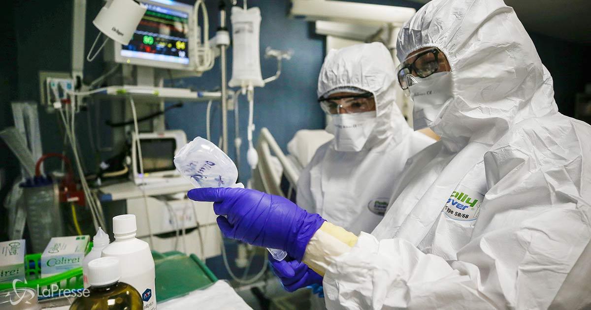 I medici e gli infermieri italiani hanno ricevuto la candidatura per il Nobel per la Pace 2021