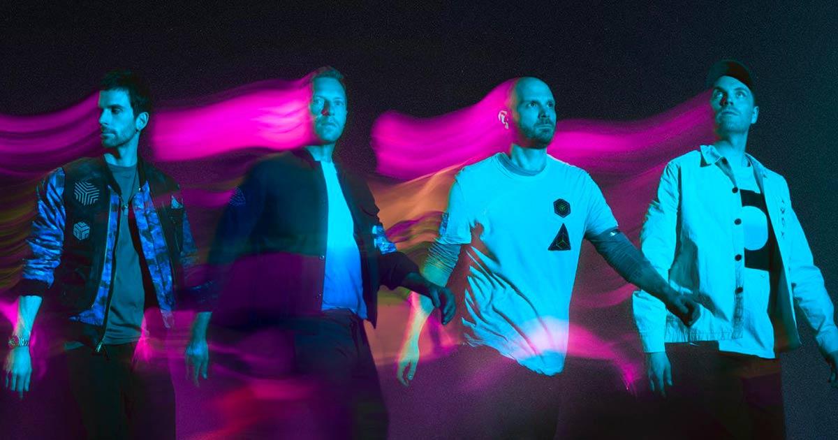 I Coldplay hanno presentato a sorpresa il nuovo singolo su TikTok: eccone un estratto