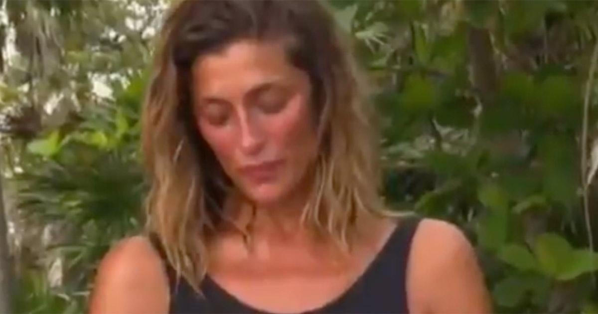 L'isola dei famosi: Elisa Isoardi si commuove per la lettera del fratello Domenico