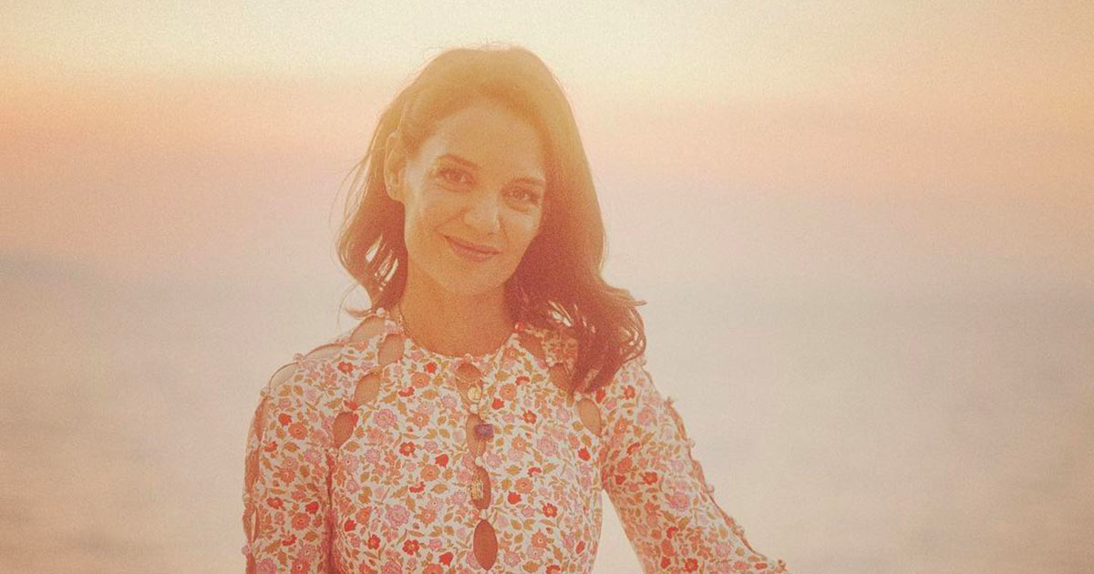 Katie Holmes e il bellissimo post pubblicato per il compleanno della figlia Surie Cruise