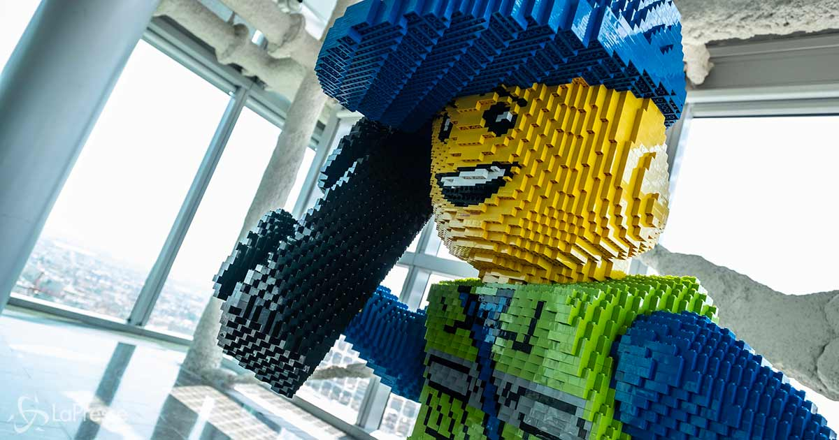Il lavoro dei sogni: la Lego cerca un nuovo designer per i suoi prodotti