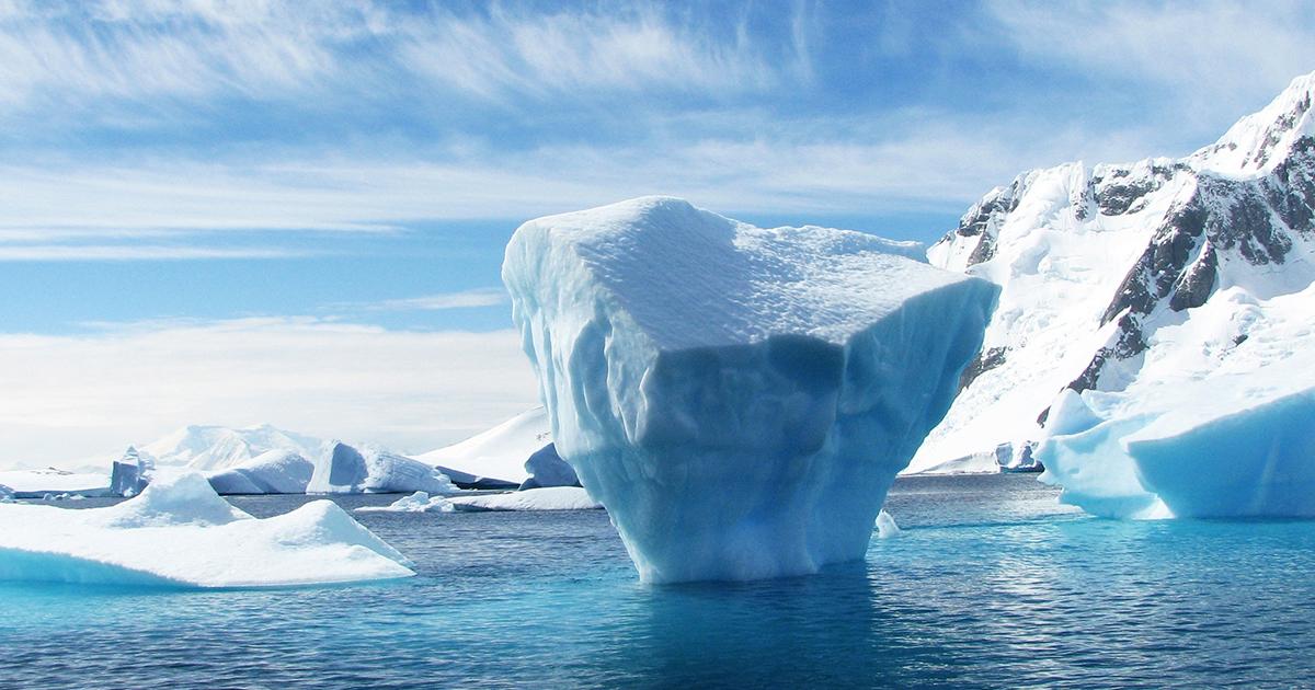 L'iceberg più grande del mondo si è sciolto in Antartide