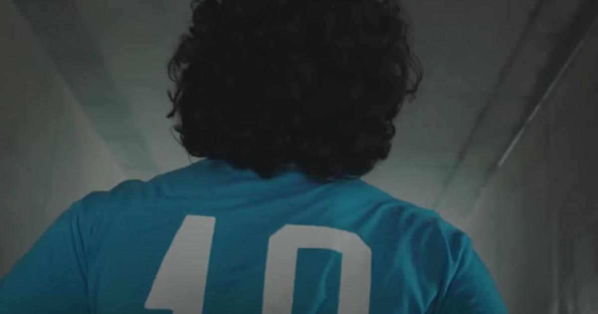 'Maradona: Sogno benedetto': il trailer della nuova serie tv
