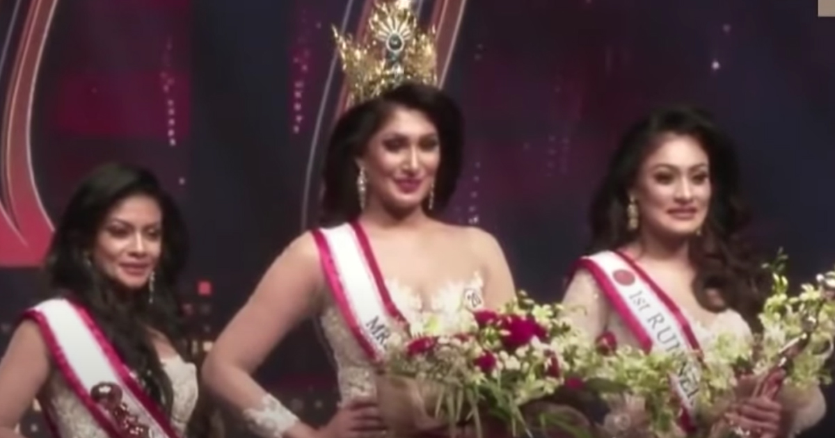 'Miss Sri Lanka': sfiorata la rissa durante l'incoronazione