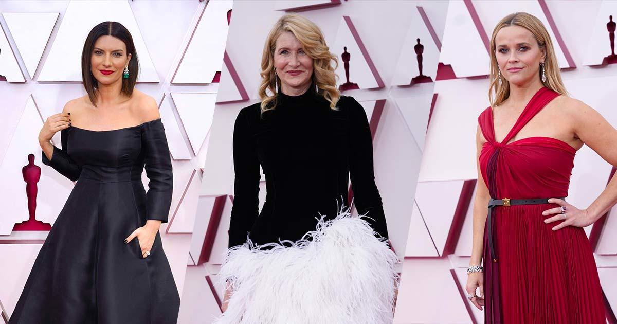 Oscar 2021: ecco i migliori look sul red carpet