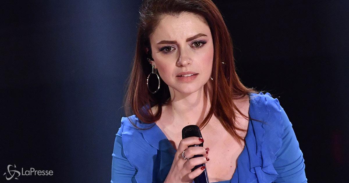 Annalisa canterà l'Inno di Mameli nella finale di Coppa Italia