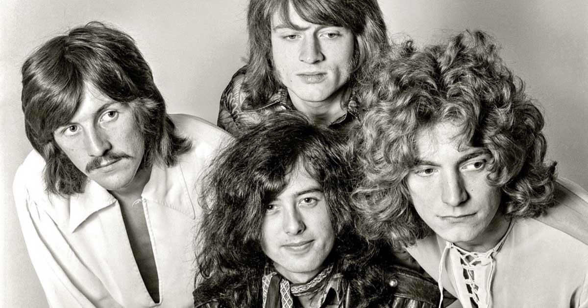 Apre a Bologna una mostra dedicata ai primi anni dei Led Zeppelin: ecco le foto
