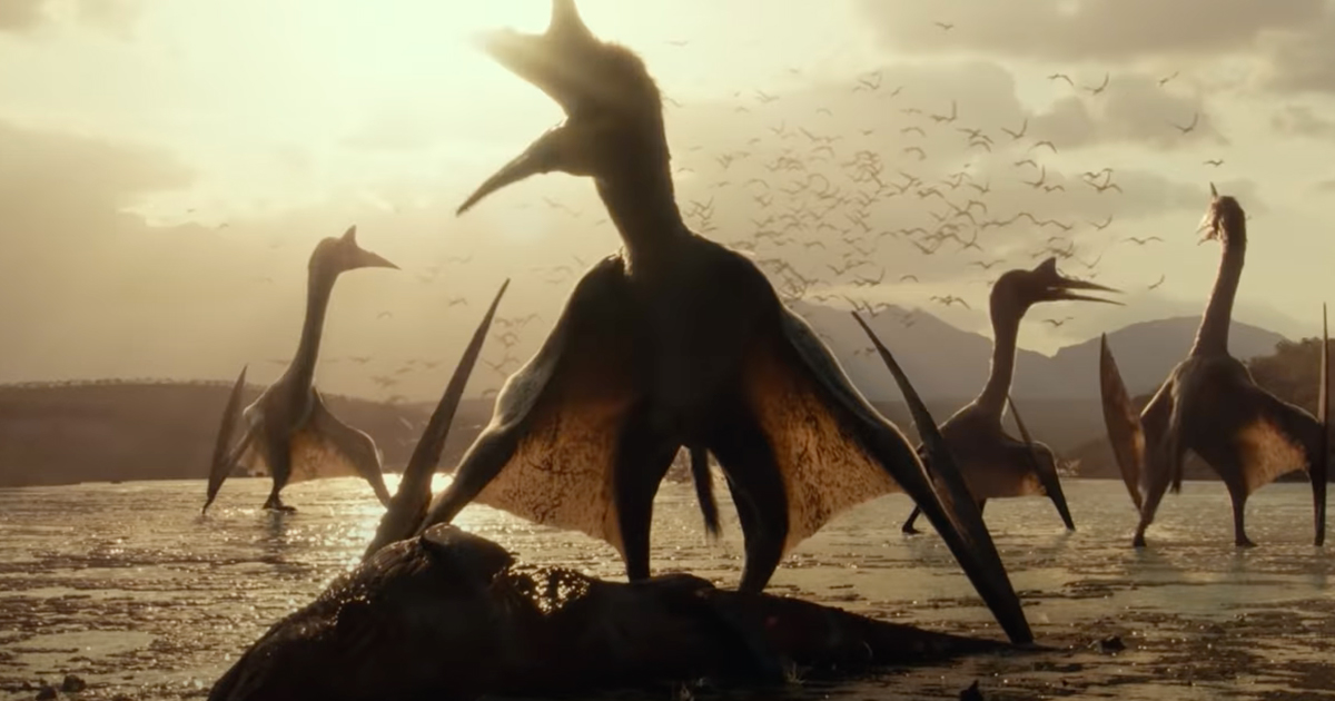 Jurassic World: Dominion, online il primo teaser e la data di uscita dell'atteso film