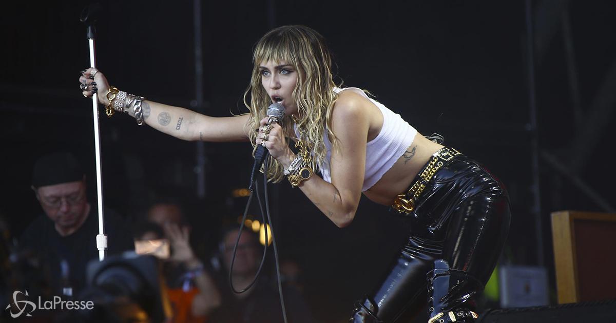 Miley Cyrus super fan dei Måneskin, ecco cosa ha fatto la star