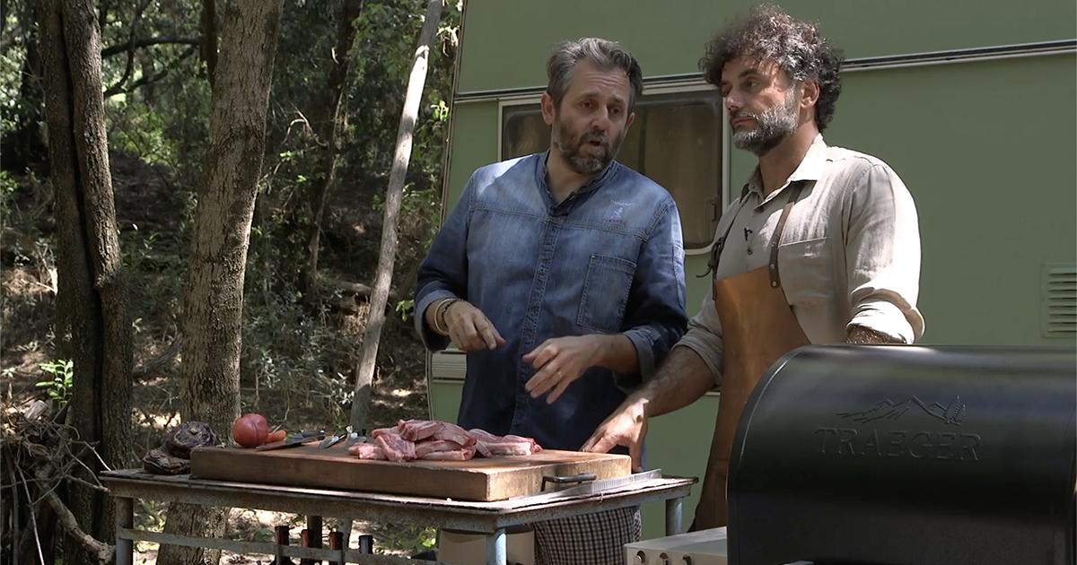 Quarta puntata - Braci - I segreti del BBQ