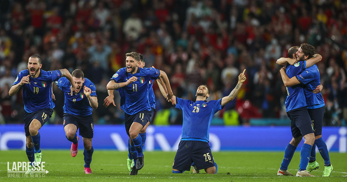 Euro 2020, l'Italia in finale: dove e quando vedere la finalissima