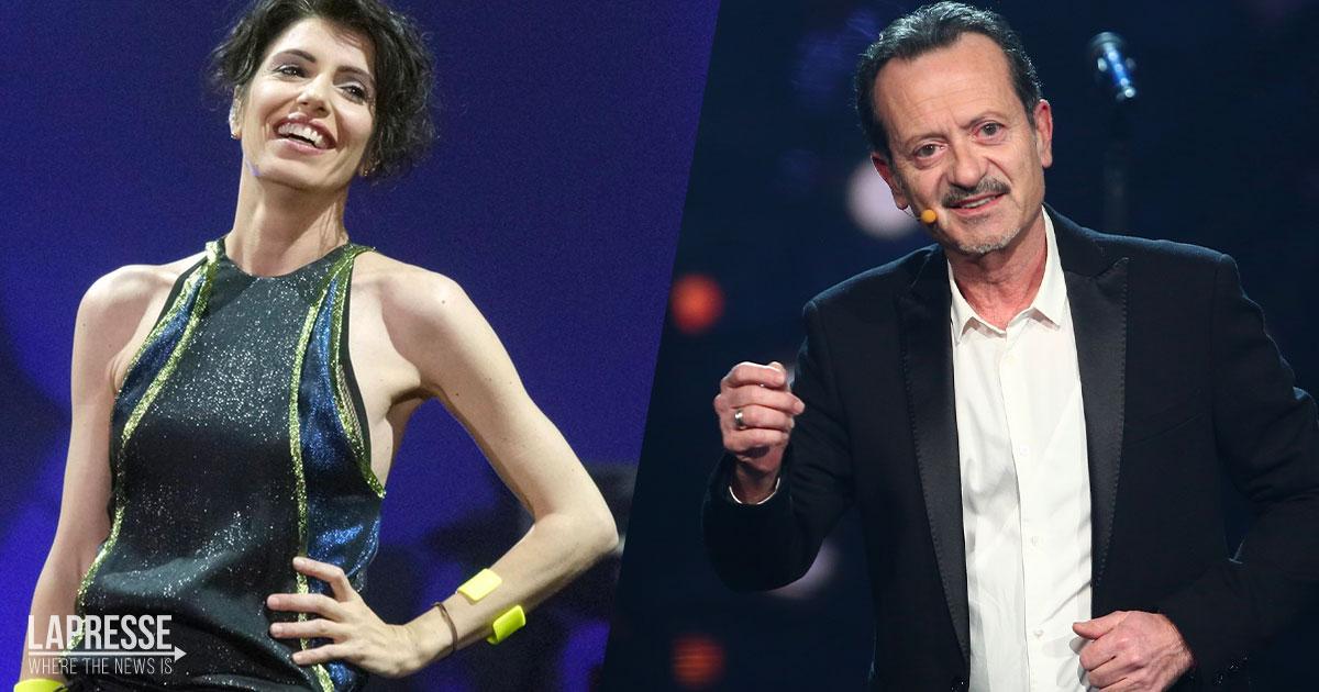Giorgia debutta al cinema nel nuovo film di Rocco Papaleo: ecco il messaggio dell'attore