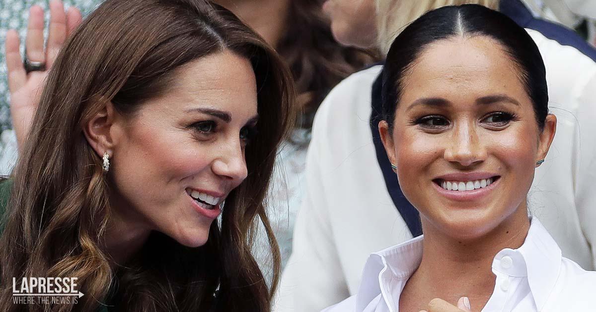 """Kate Middleton e Meghan Markle """"più vicine che mai"""" dopo gli screzi del passato"""