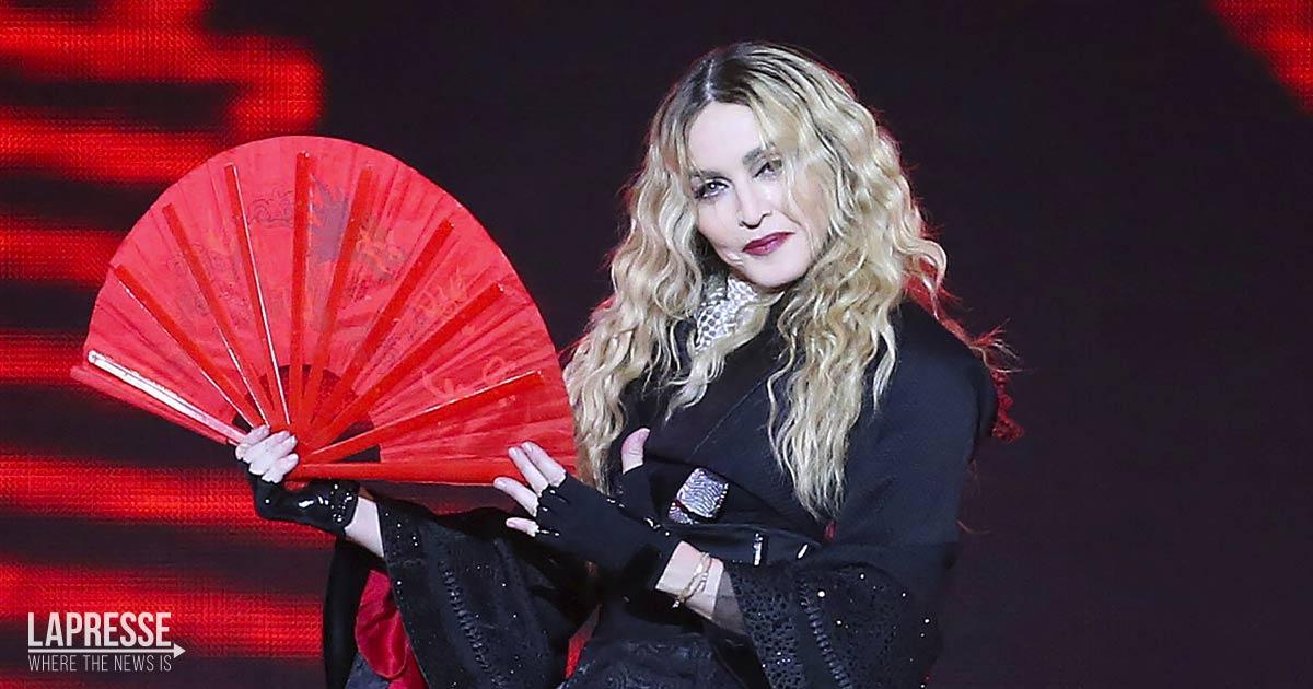 Madonna festeggia in Italia il suo compleanno: foto e video dalla Puglia