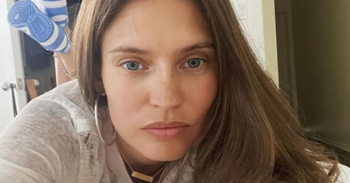 Bianca Balti: la figlia Mia è cresciuta ed è la sua (biondissima) copia
