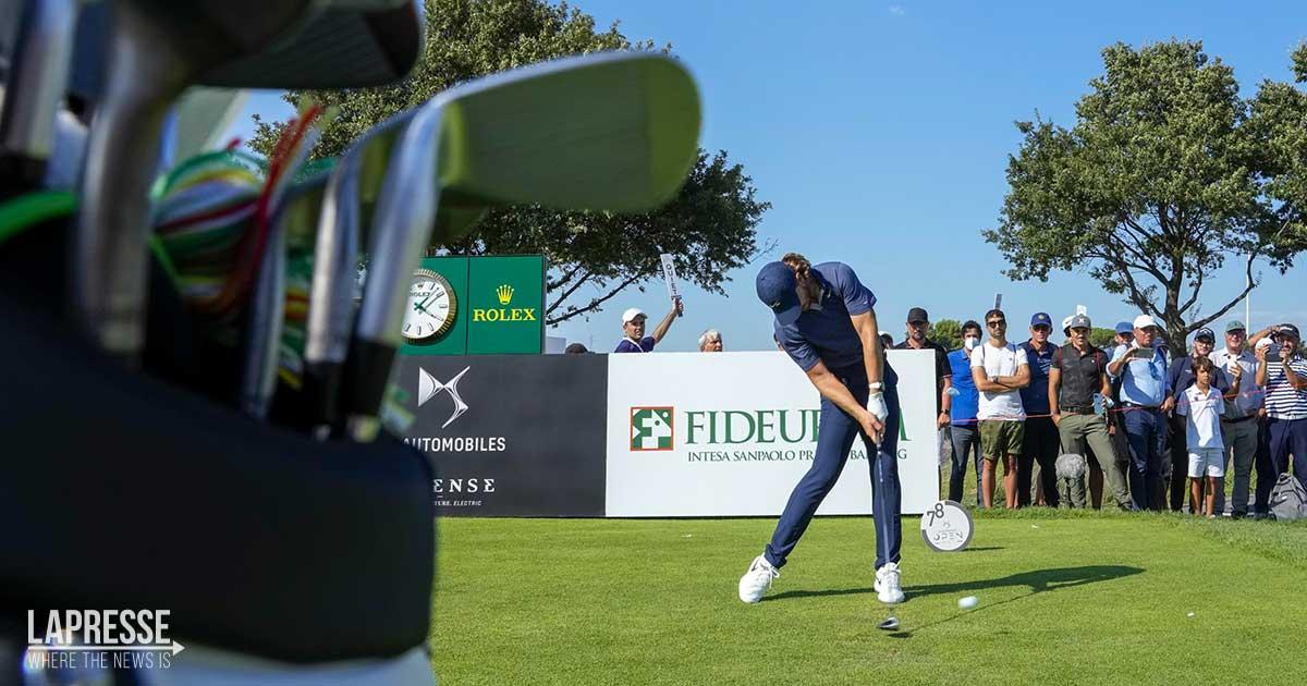 78°Open d'Italia: RDS è partner del più importante evento dell'anno per il golf tricolore