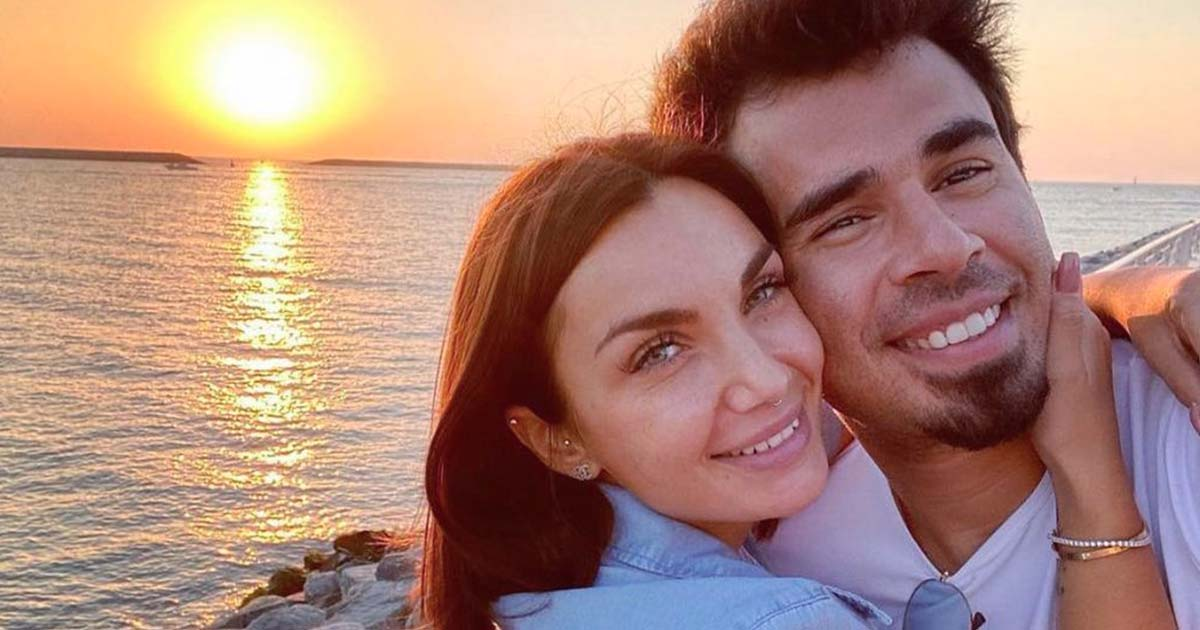 Elettra Lamborghini, l'emozionante dedica al marito per il primo anniversario di matrimonio