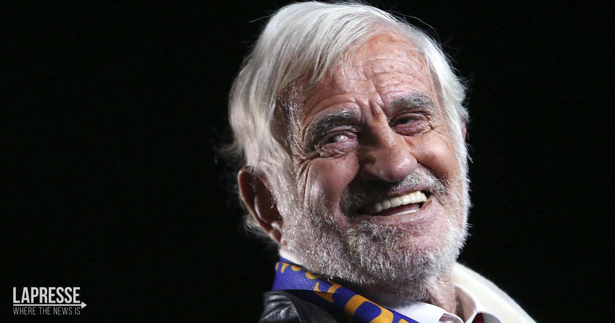 Addio a Jean-Paul Belmondo: l'attore francese aveva 88 anni