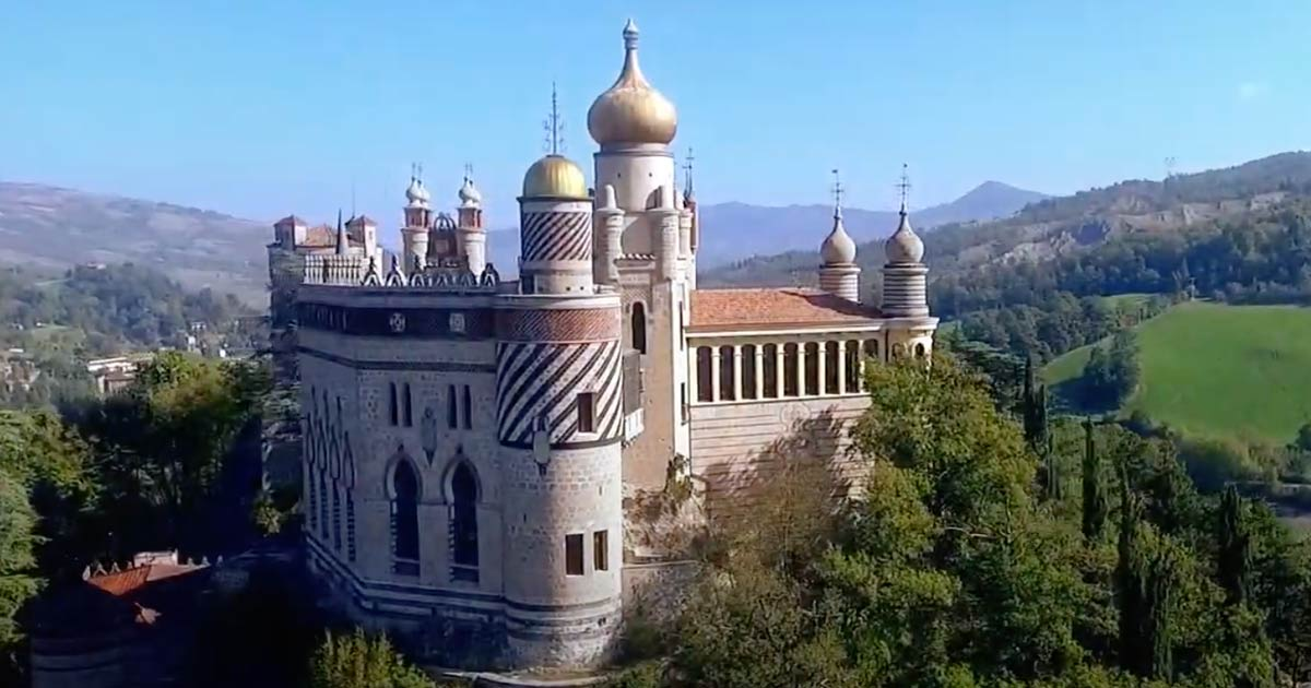 """""""Voglio essere un mago"""", ecco la splendida location per gli aspiranti Harry Potter"""