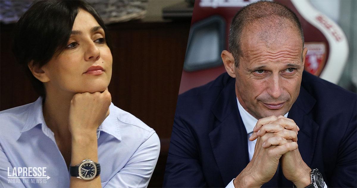 È finita tra Ambra Angiolini e Massimiliano Allegri: ecco cosa è successo