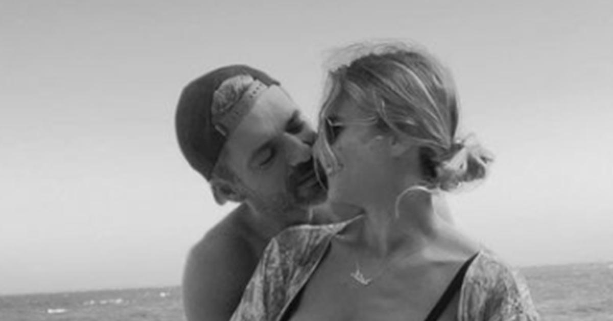 La splendida dichiarazione d'amore di Cristina Marino a Luca Argentero